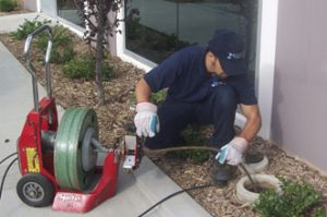 Commercial Drain Cleaning 300x199 Drain Cleaning In Edmond, OK
