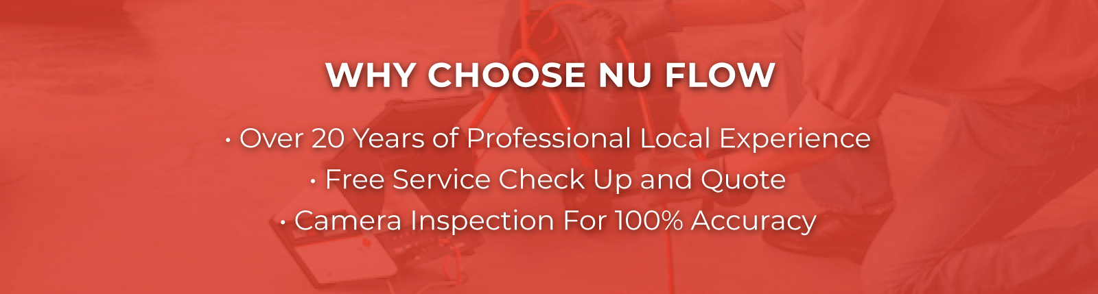 nu flow oklahoma sewer repair 1 Sewer Camera Inspection Midwest City, OK