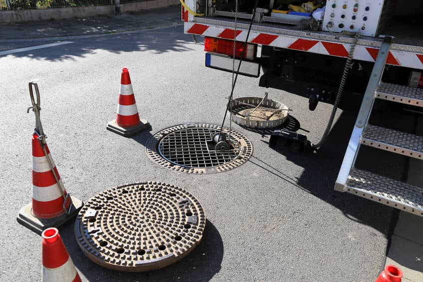 sewer camera inspection services in Oklahoma City, OK