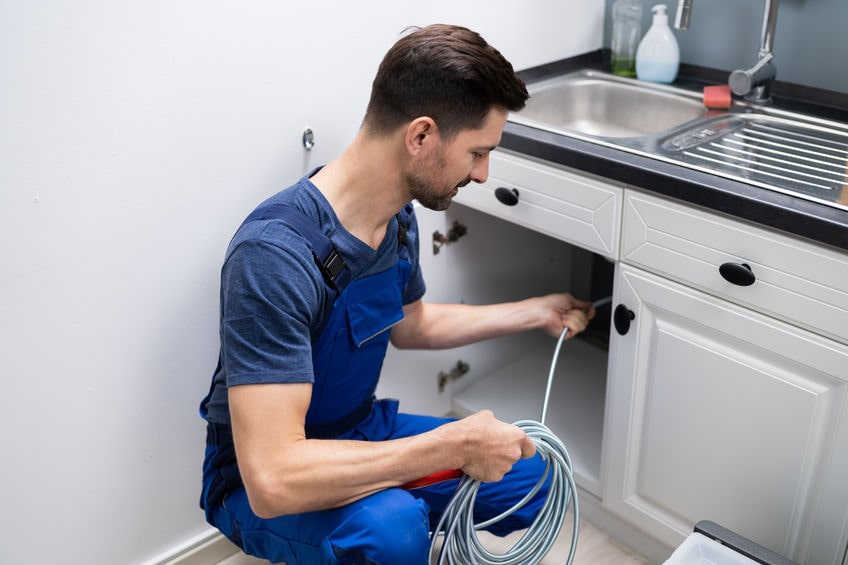 drain cleaning in Oklahoma City, OK
