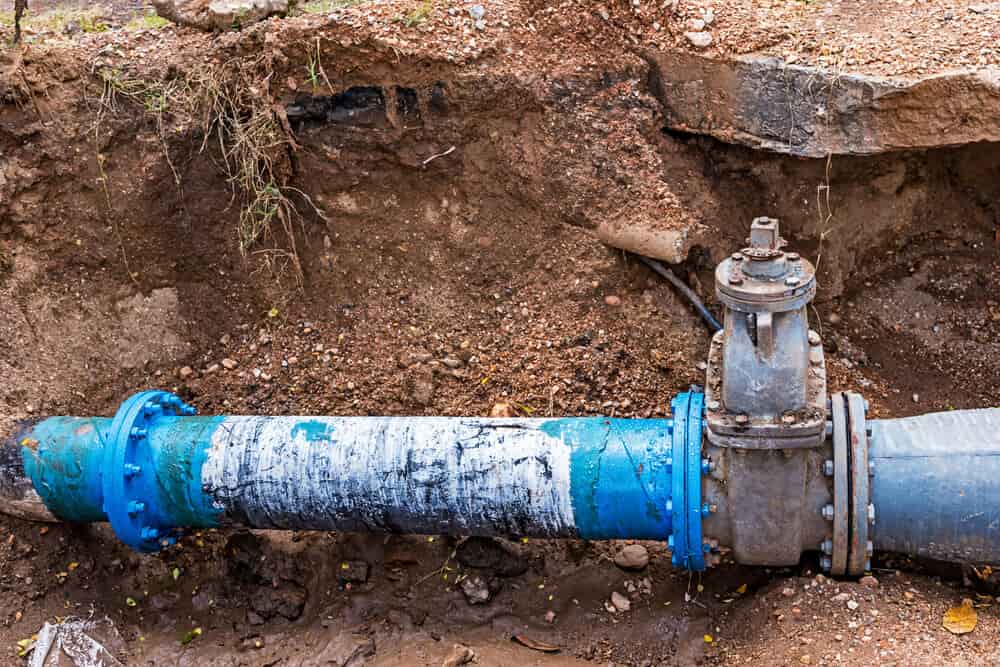 trenchless pipe repair in Edmond, OK